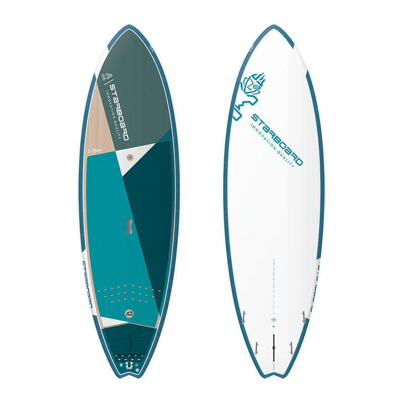 "Starboard 8'7"" Starboard SUP Pro Starlite"