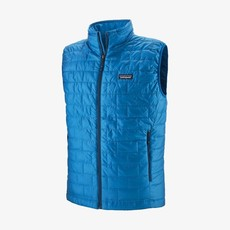 Patagonia Patagonia Men's Nano Puff Vest Andes Blue w/Andes Blue