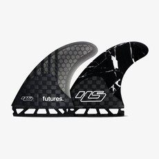 Futures Futures HS1 V2 Generation Series Thruster Large Black Marble