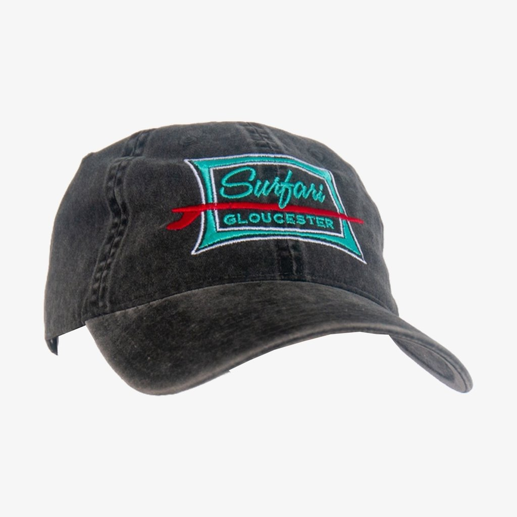 Surfari Surfari Golden Era Hat Charcoal