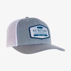 Surfari Surfari Shield Patch Trucker Hat