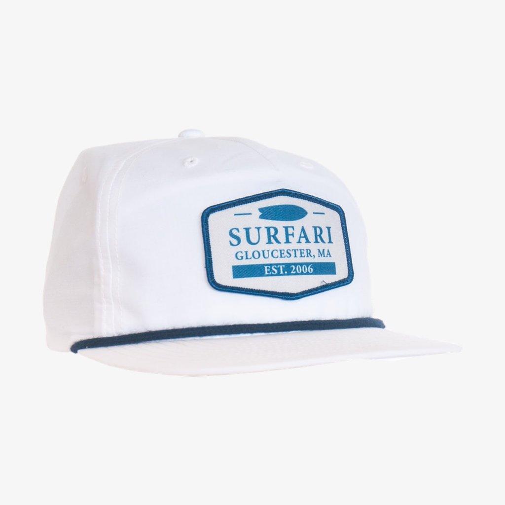 Surfari Surfari Shield Patch Grandpa Hat