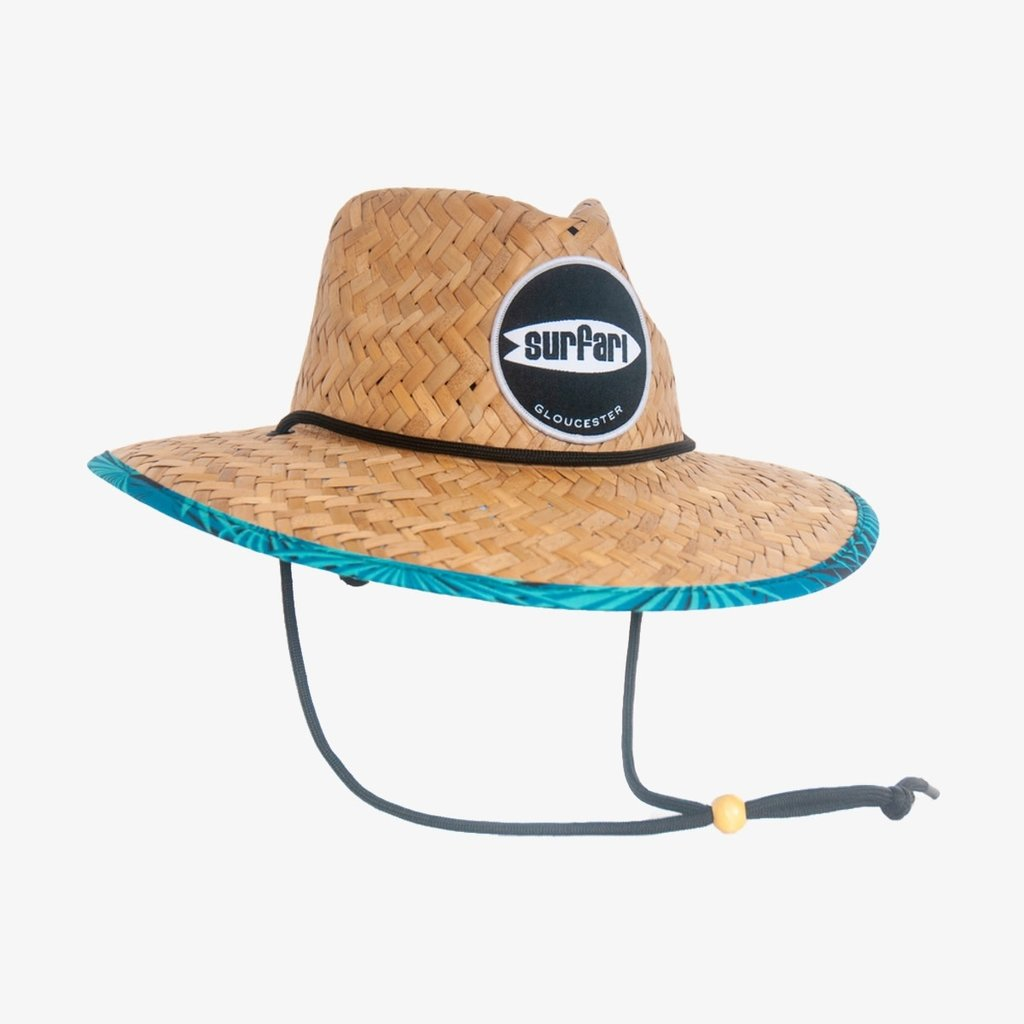 Surfari Surfari Women's Seaz Straw Hat Mint