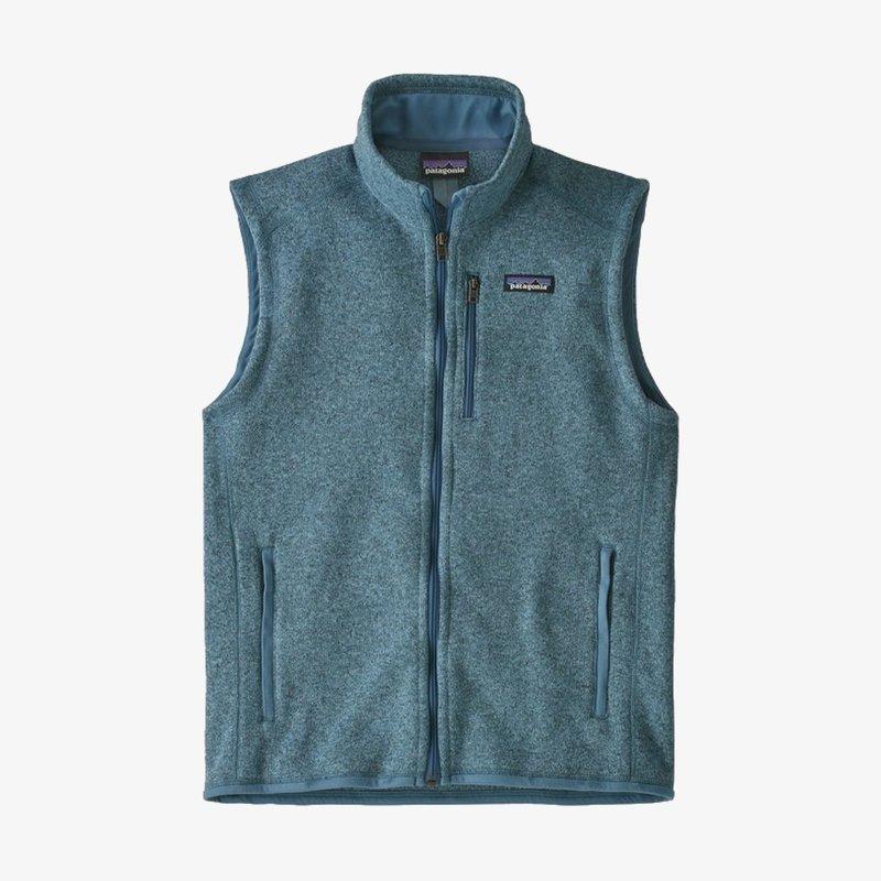 Patagonia Patagonia Men's Better Sweater Vest Pigeon Blue