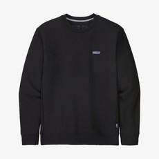 Patagonia Patagonia Men's P-6 Label Uprisal Crew Sweatshirt Black