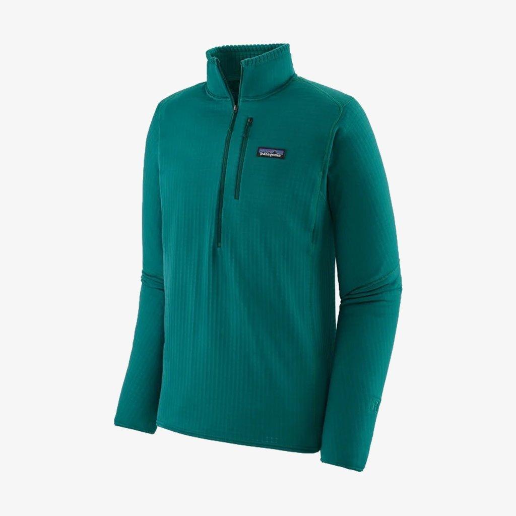 Patagonia Patagonia Men's R1 Fleece Pullover Borealis Green