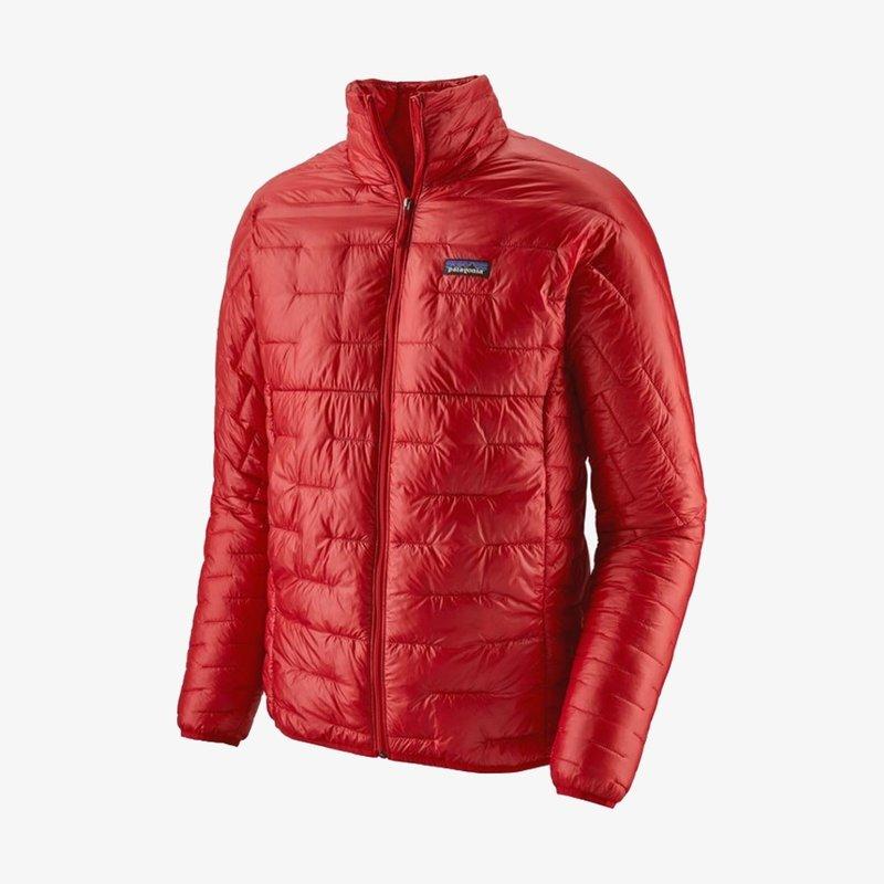 Patagonia Patagonia Men's Micro Puff Jacket Fire