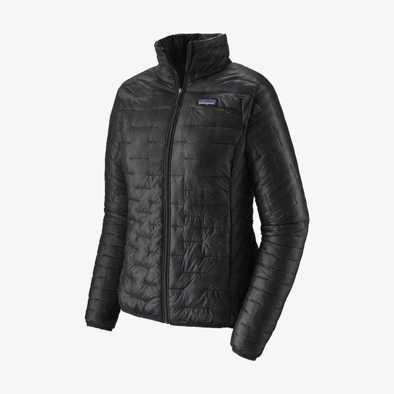 Patagonia Patagonia Women's Micro Puff Jacket Black
