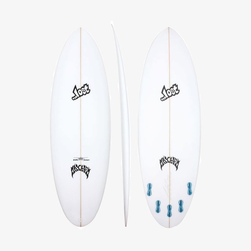 """...Lost Surfboards 5'8"""" Lost Puddle Jumper Round Pin"""