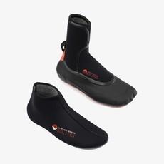 Solite Solite 8mm Custom Boot & 1mm Neoprene Round Toe Heat Booster Sock