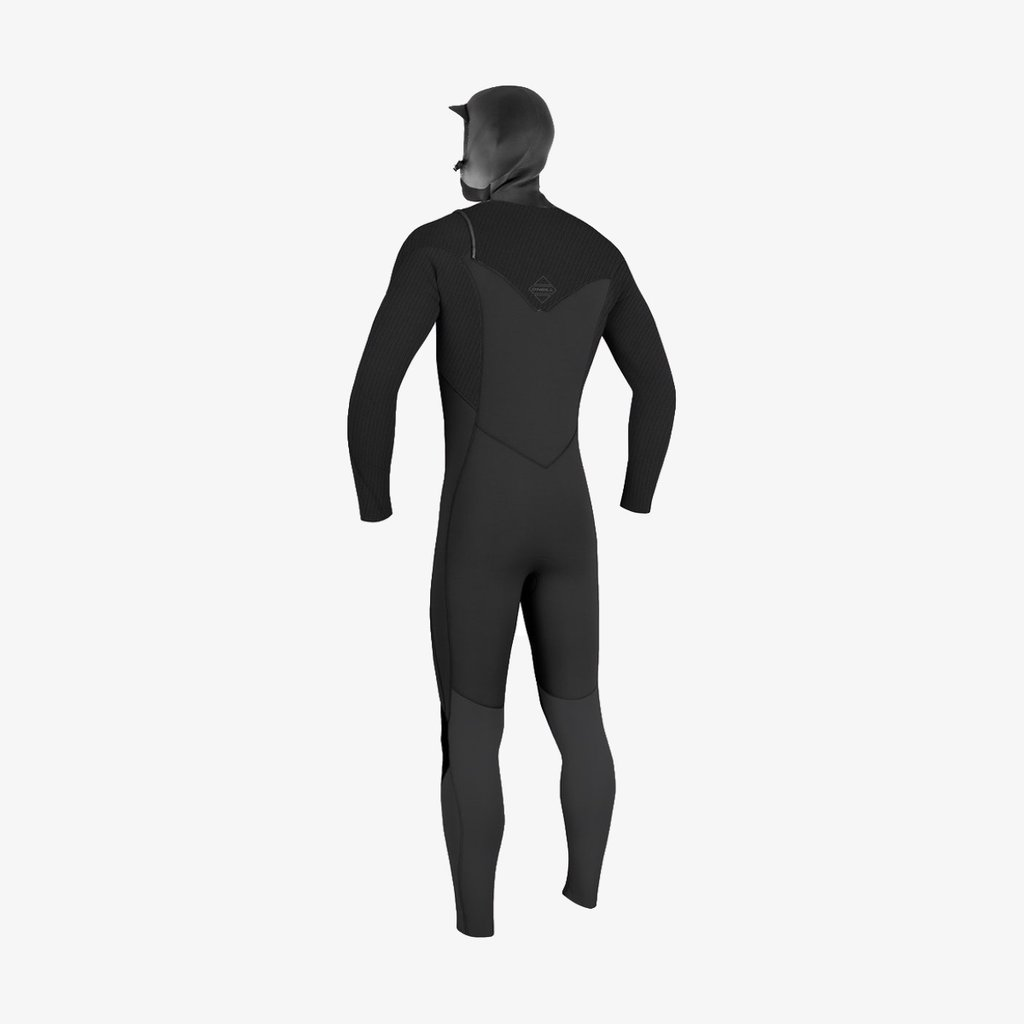 O'Neill O'Neill Hyperfreak 5.5/4mm Chest Zip Fullsuit Black