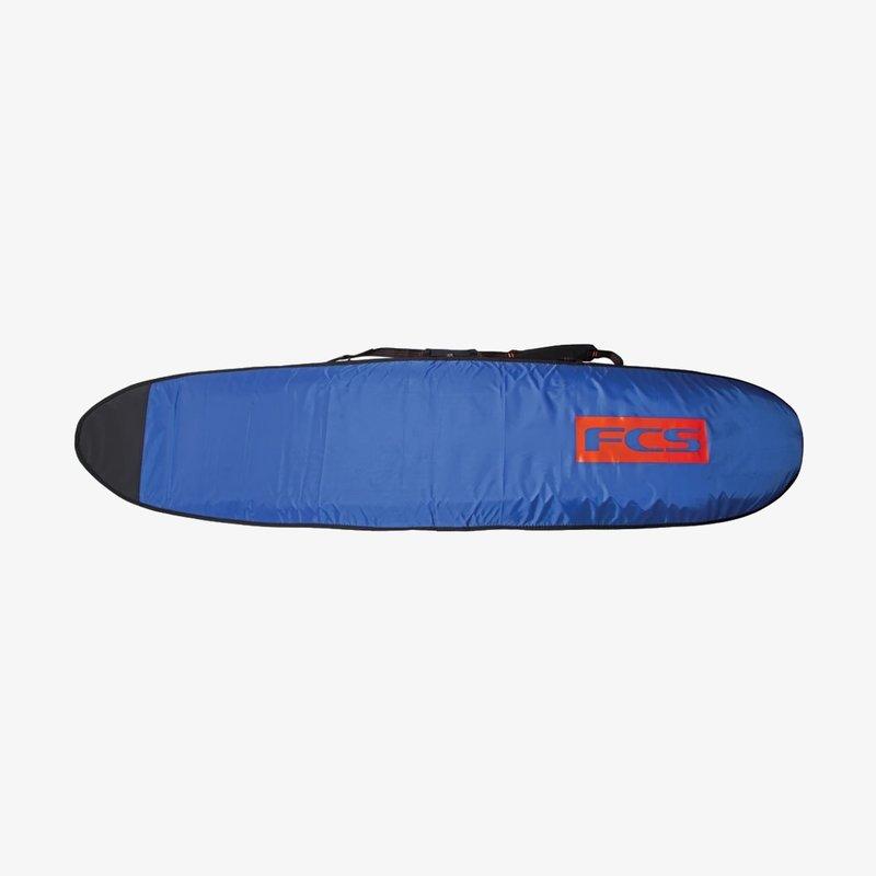 "FCS FCS 9'2"" Classic Long Board Steel Blue/White"