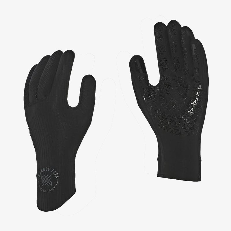 XCEL Xcel Comp X 2mm 5-Finger Glove Black
