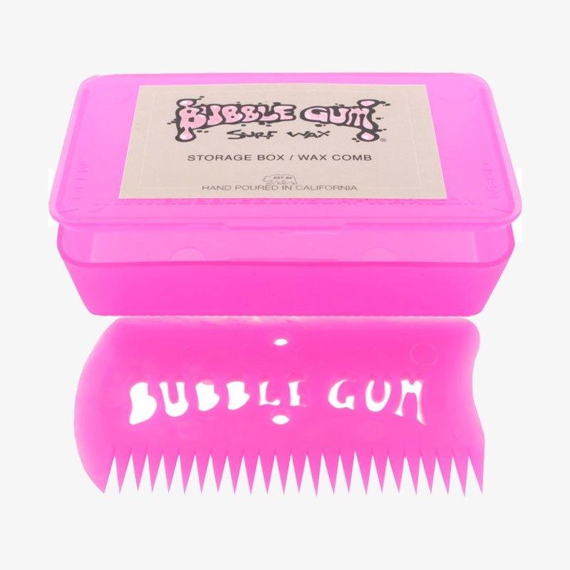 Bubble Gum Bubble Gum Wax Comb w/Pink Box