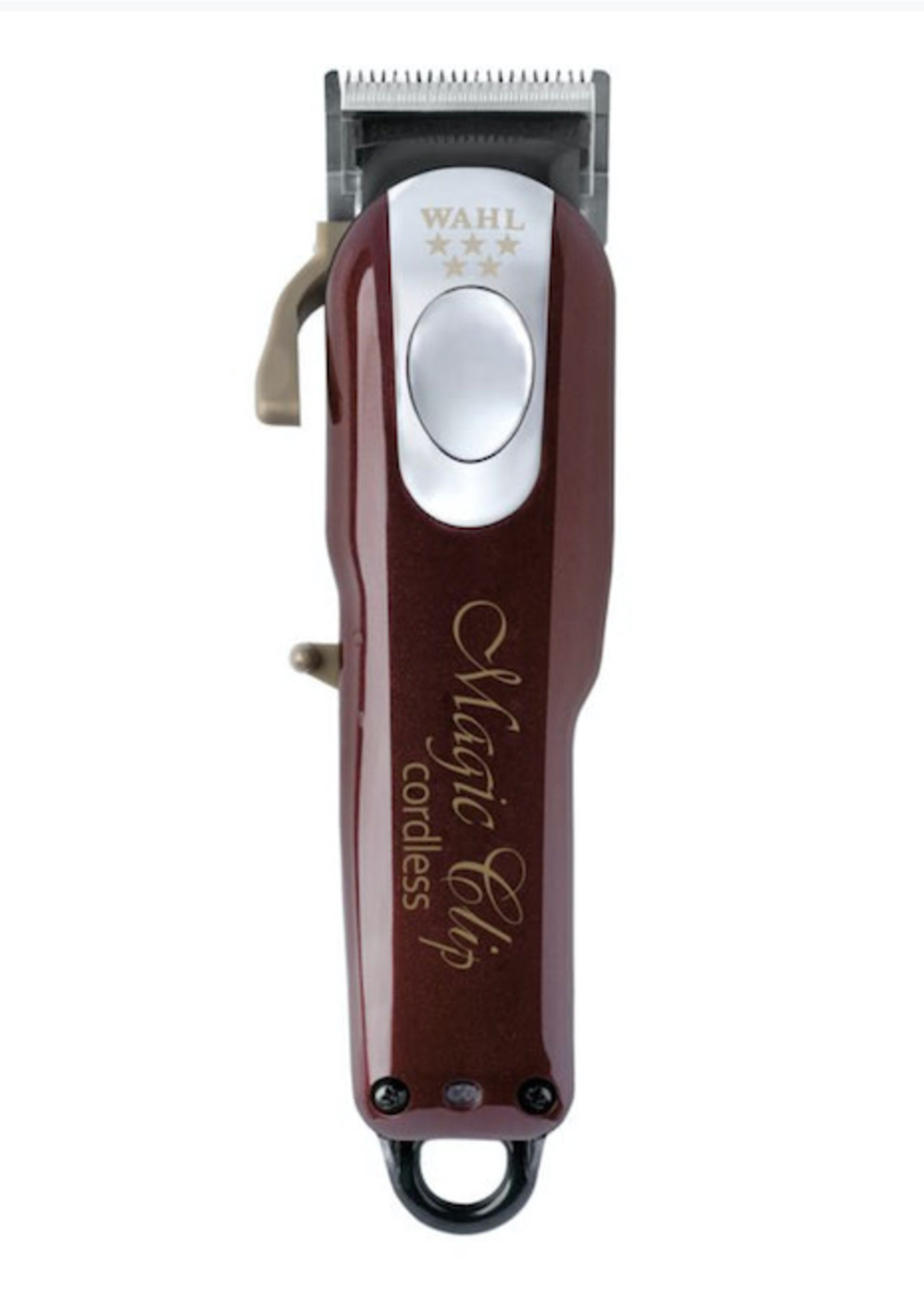 Wahl Wahl Professsional Magic Clip Cordless- Burgundy