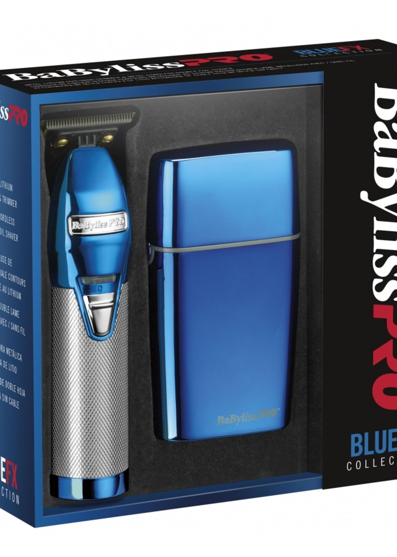 BabylissPro BabylissPro Blue FX Skeleton Trimmer & Shaver