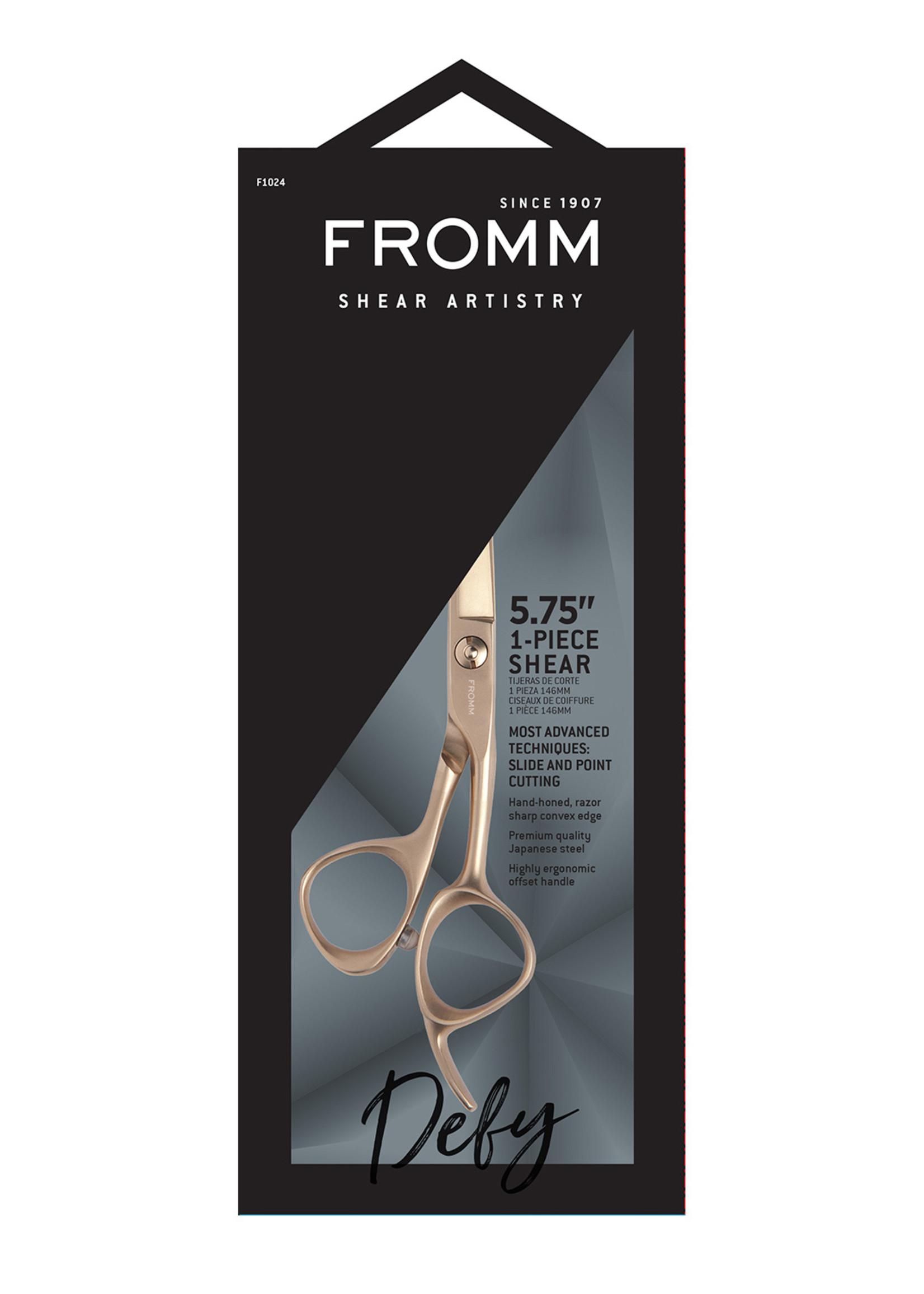 """Fromm Fromm Defy Shears - 5.75"""""""