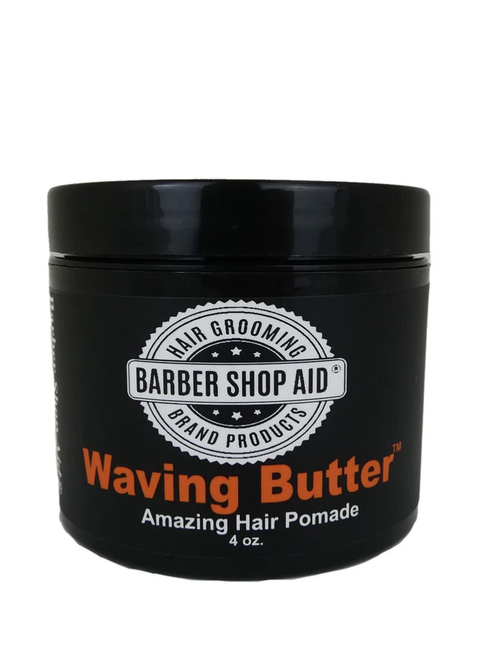 Barbershop Aid- Waving Butter