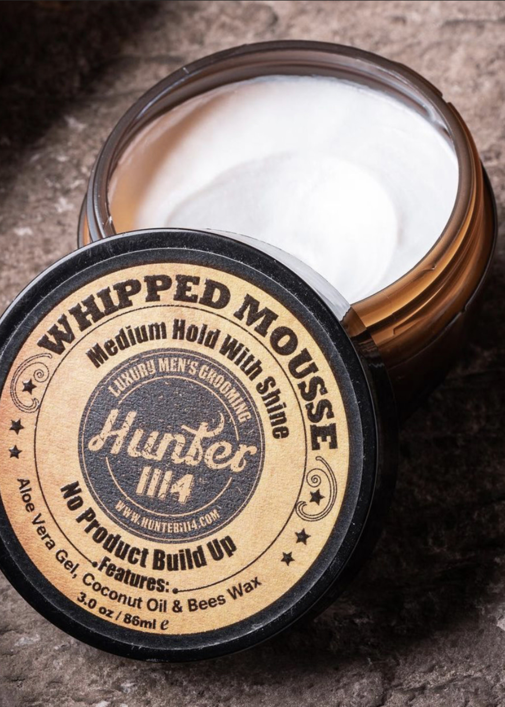 Hunter 1114- Whipped Mousse-2.8oz