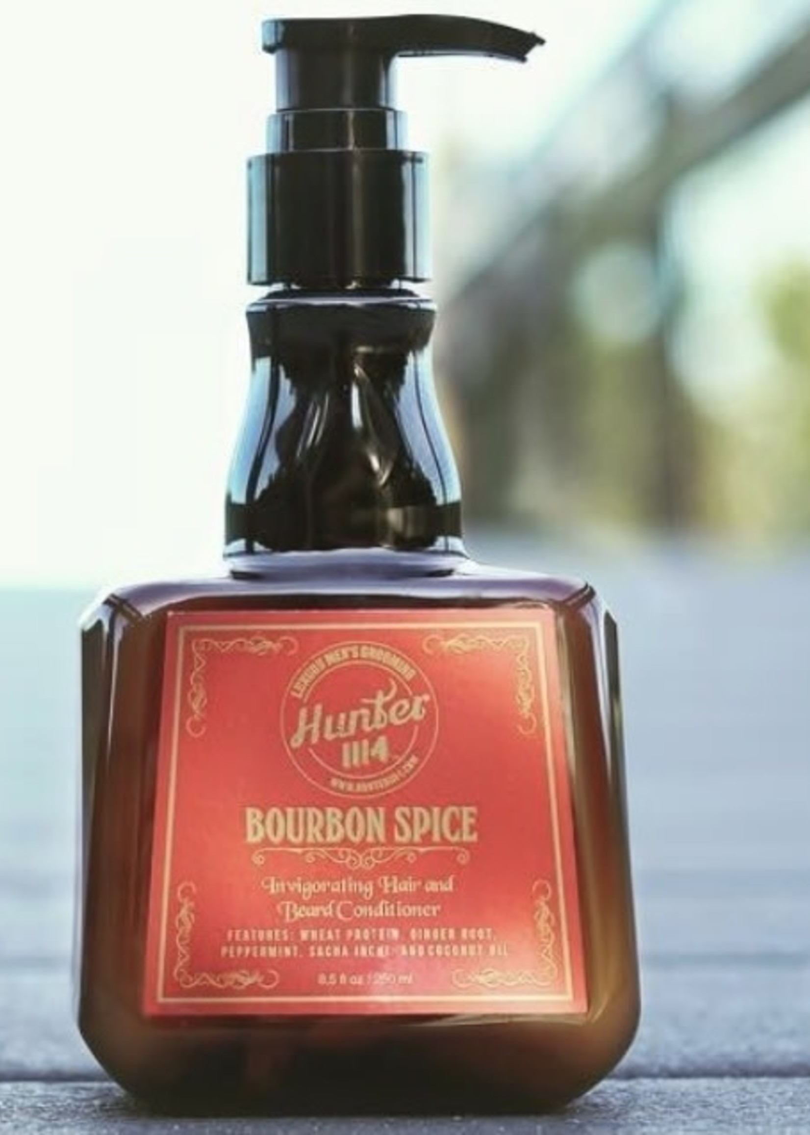 Hunter1114 Hunter 1114- Bourbon Spice-8.5oz