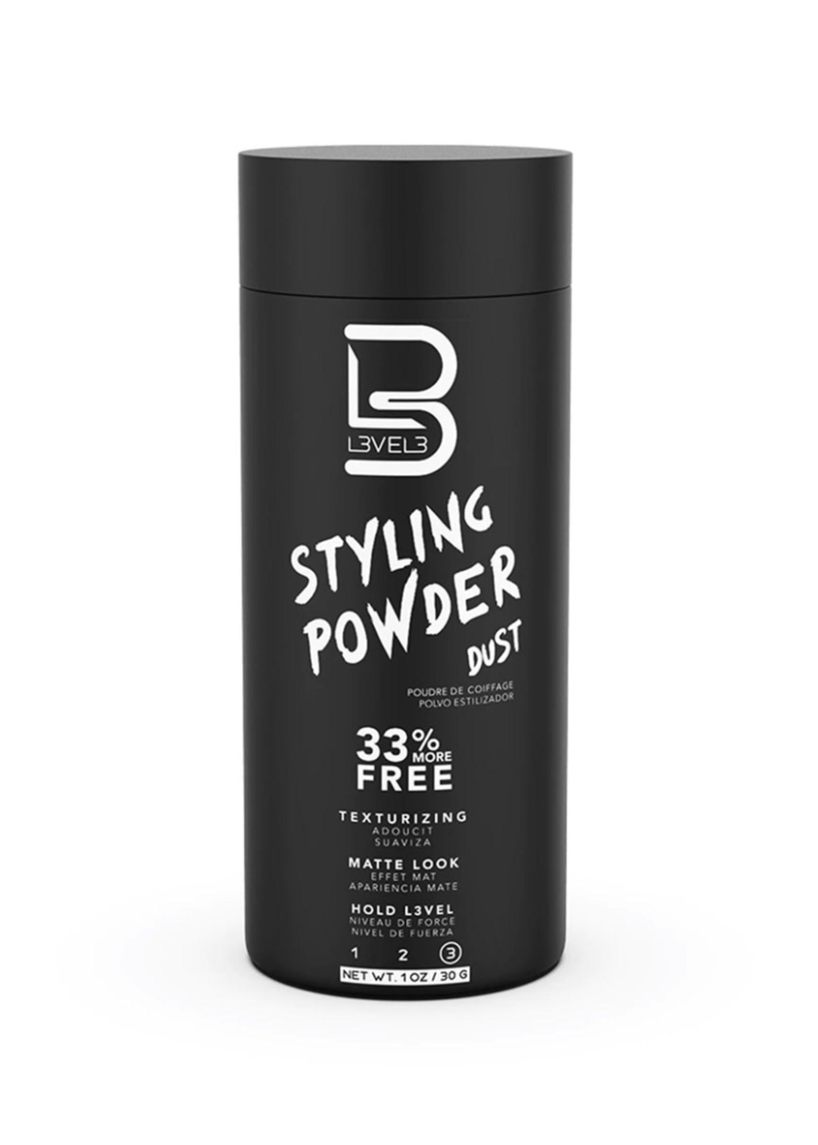 Level 3 L3 Styling Powder-30ML