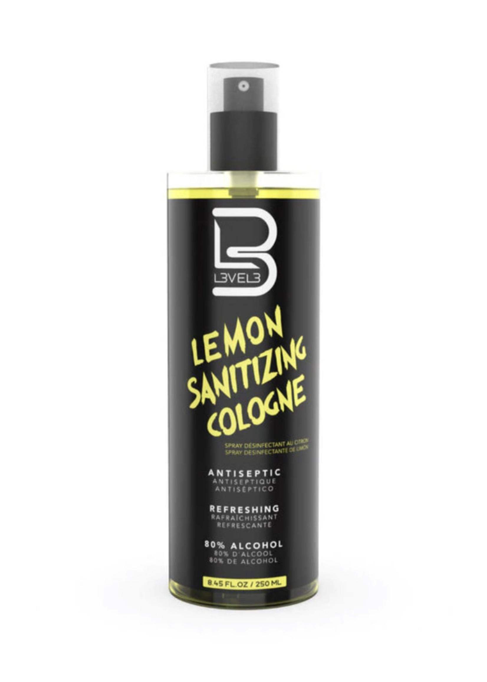 Level 3 L3 Lemon Sanitizing Cologne-250ML