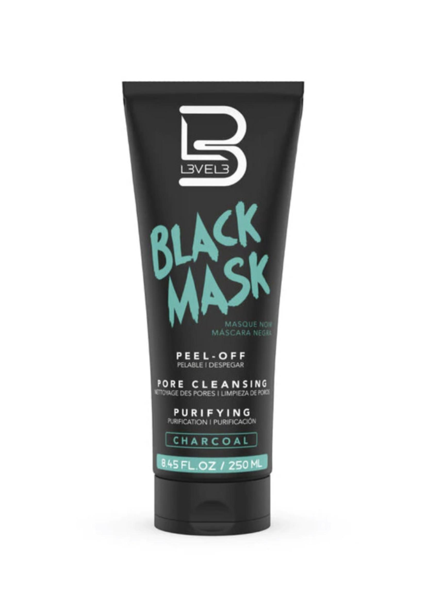 Level 3 L3 Black Mask-250ML