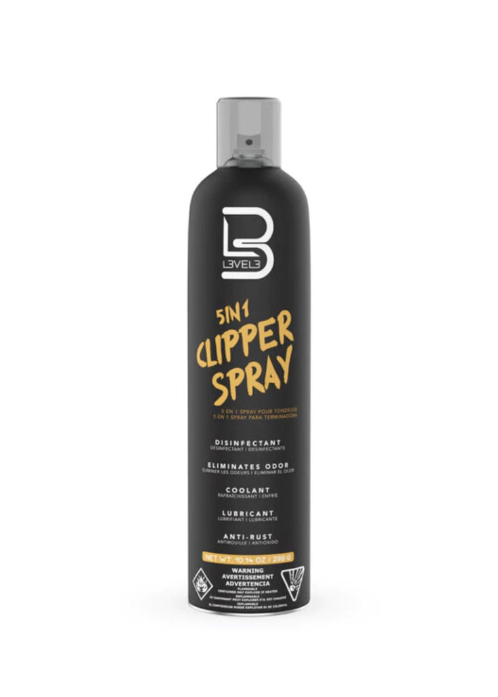 Level 3 L3 5 in 1 Clipper Spray