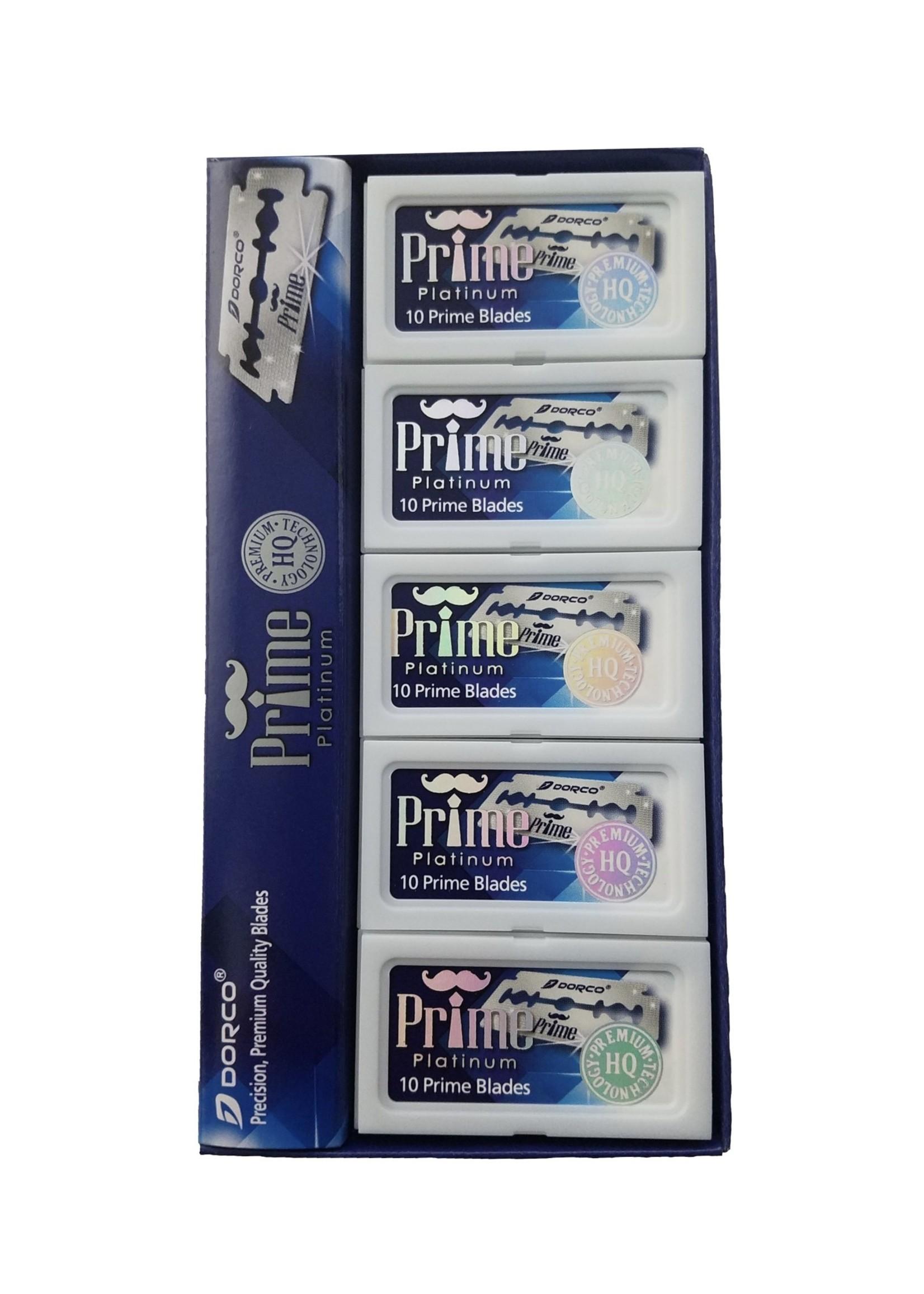 Dorco Platinum Prime Blade- Blue