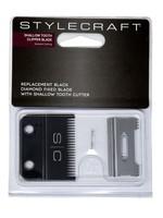 Stylecraft StyleCraft Clipper Blade w/ DLC -Shallow tooth cutter