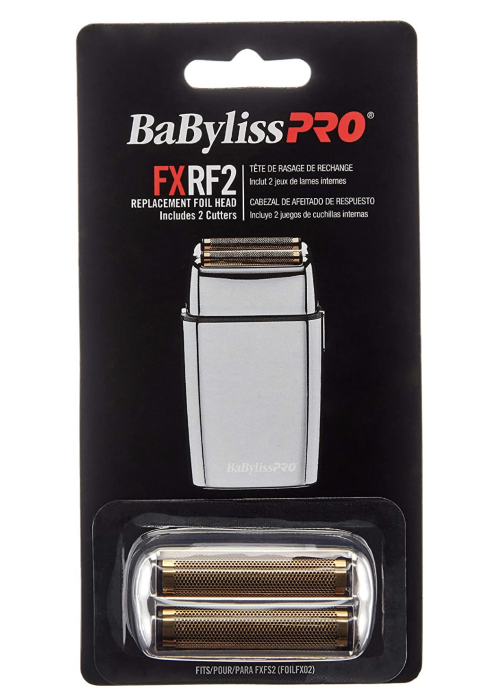 BabylissPro BabylissPro Replacement Foil/Cutter - Silverfx