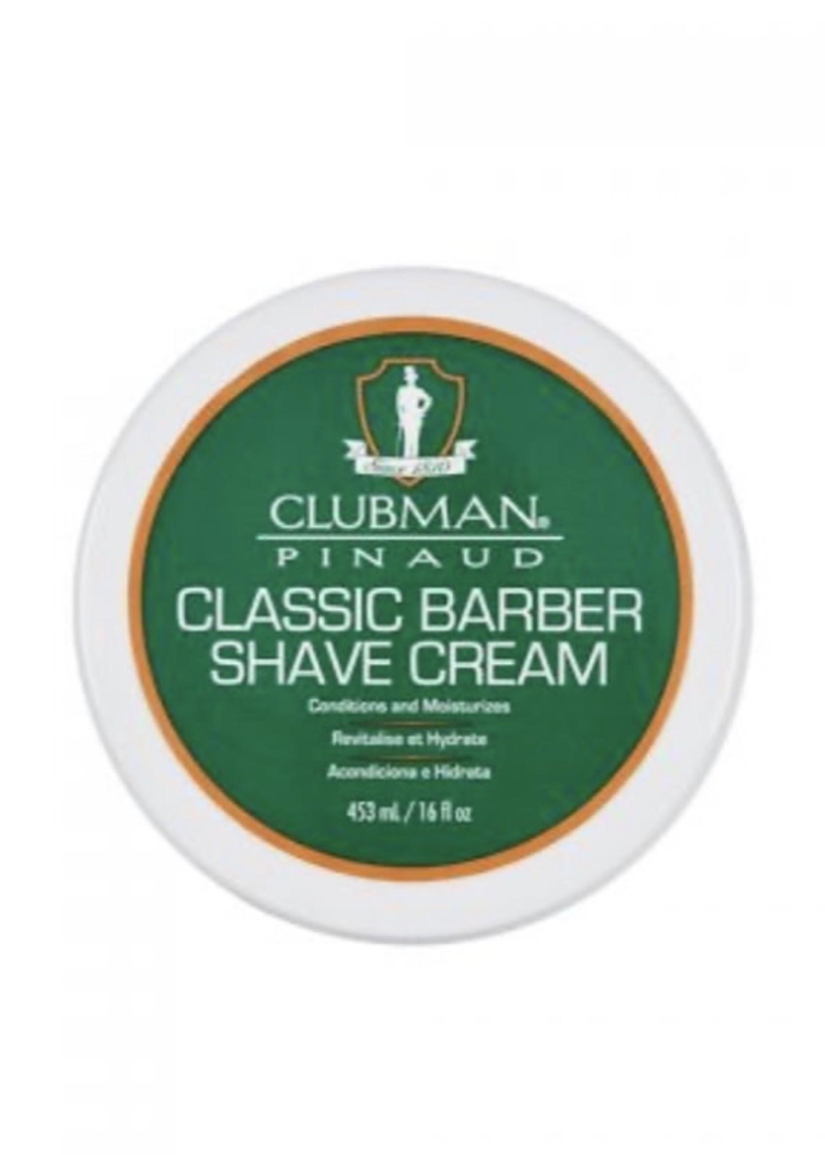 Clubman Classic Shave Cream