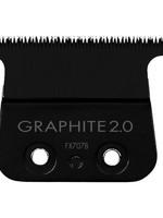 BabylissPro BabylissPro  Fine Tooth Trimmer Replacement Blade 2.0- BlackFX/707B