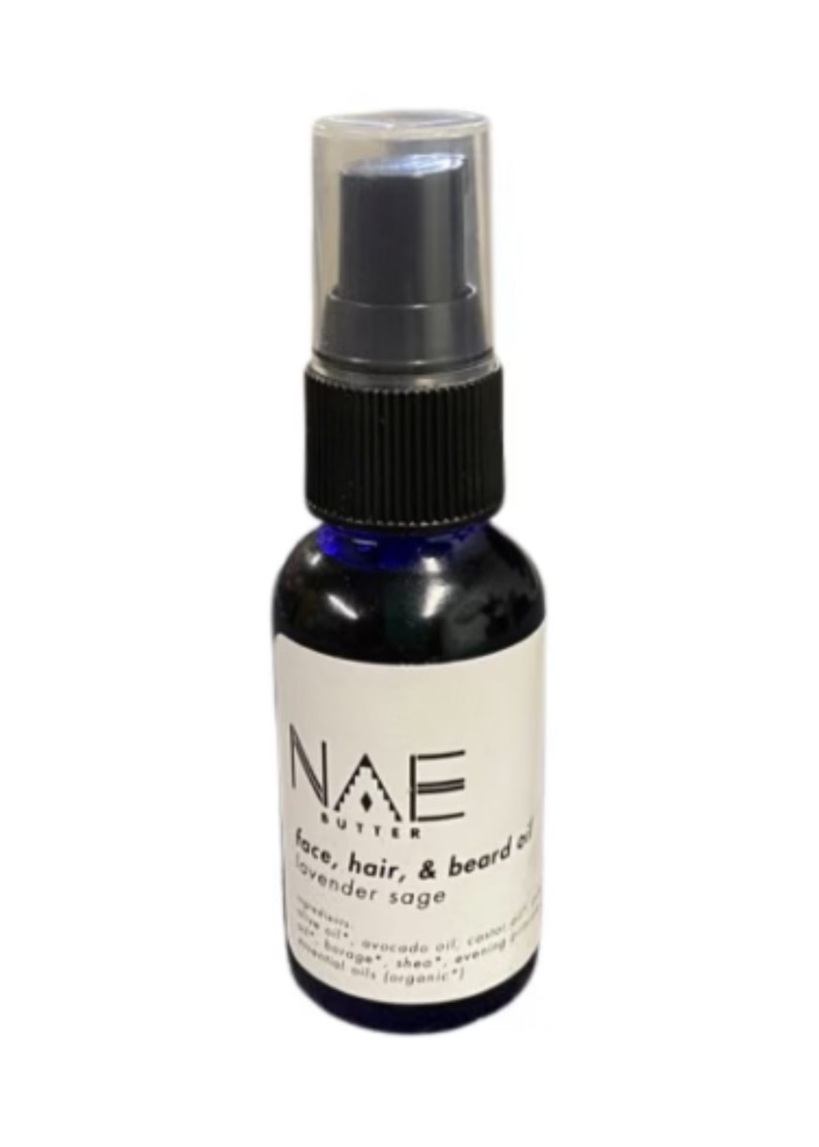 Lavender Sage  Beard Oil -1oz