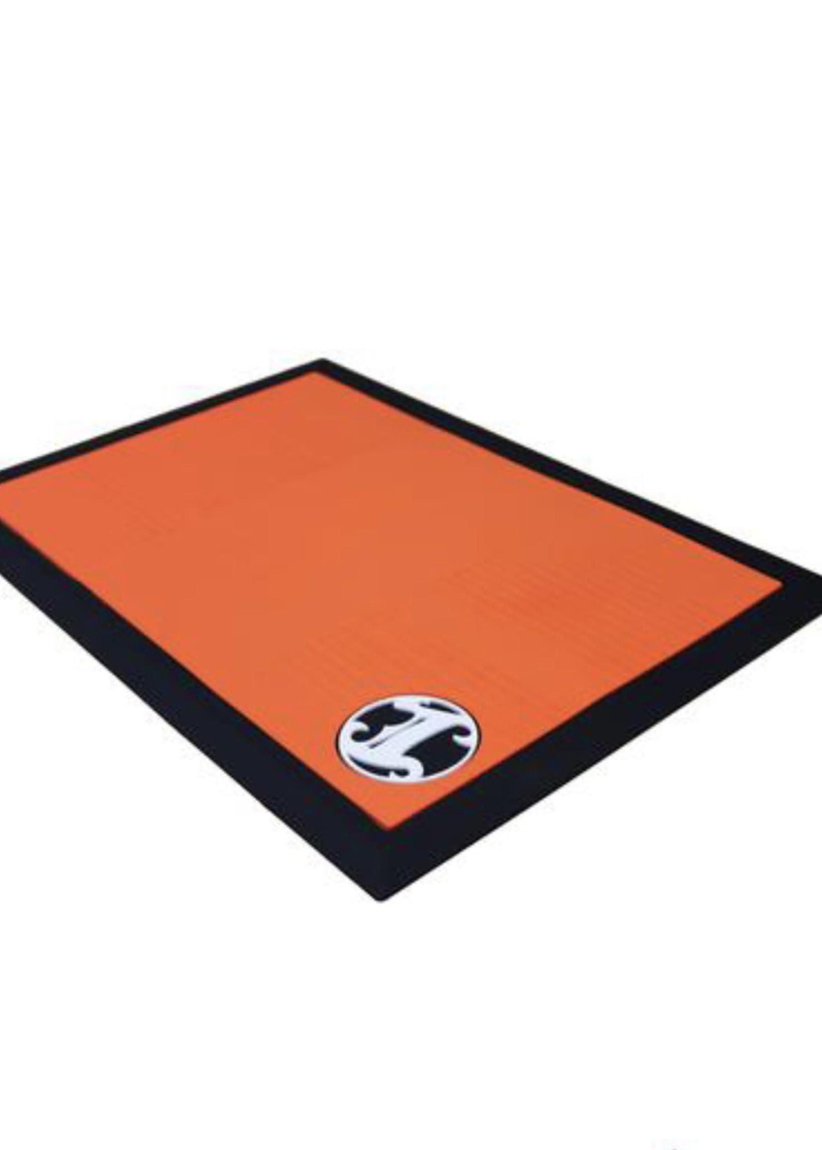 Irving Barber Co Irving Workstation Mat-Orange