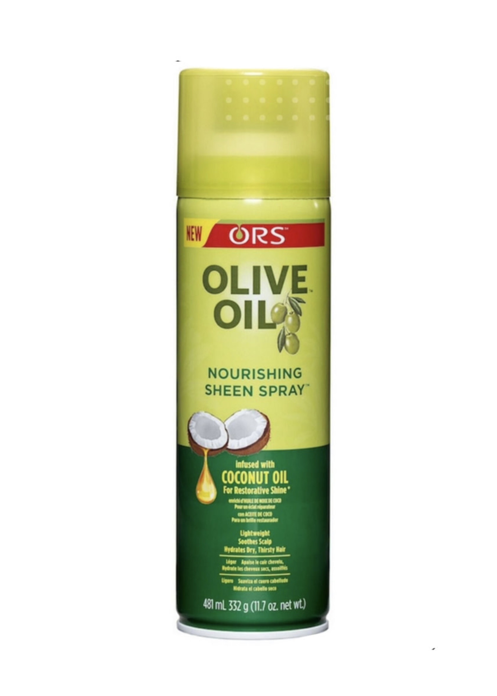 O.R.S Olive Oil Sheen Infused With Coconut