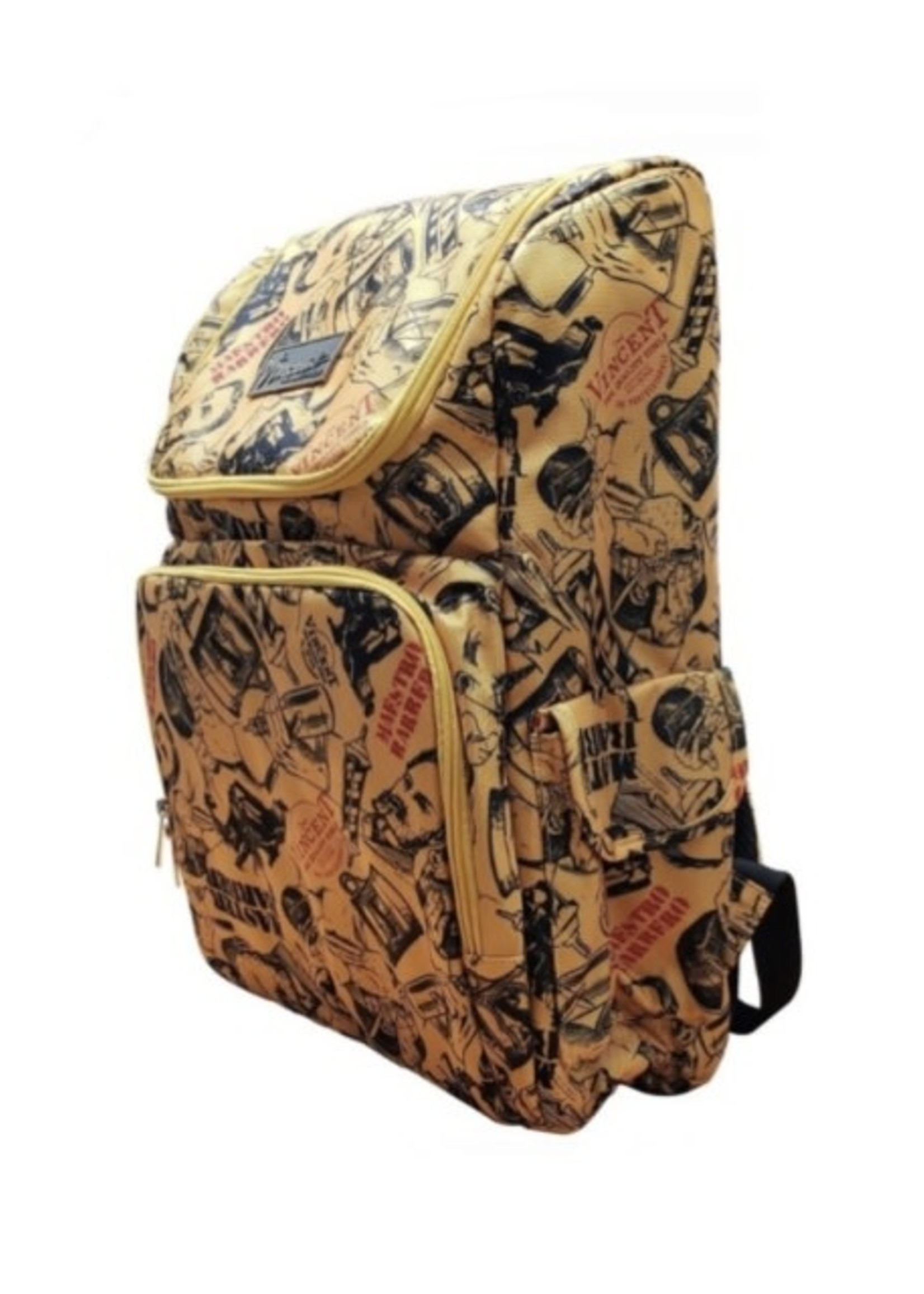 Vincent Vincent BackPack Vintage- Gold
