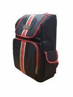 Vincent Vincent BackPack Vintage- Black