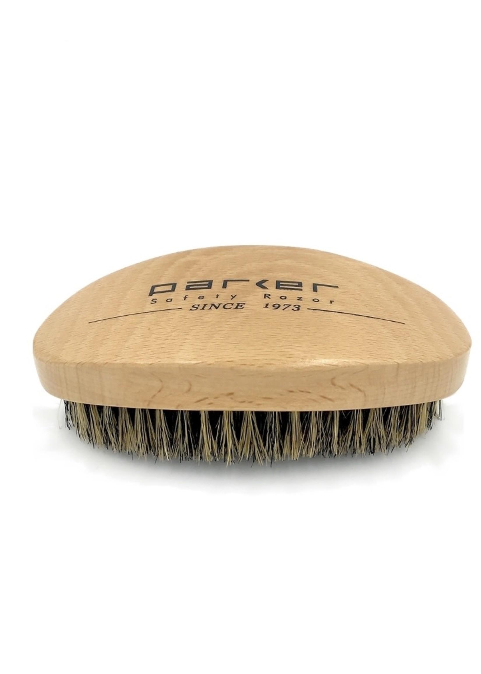 Parker Beard Bristle Boar Brush