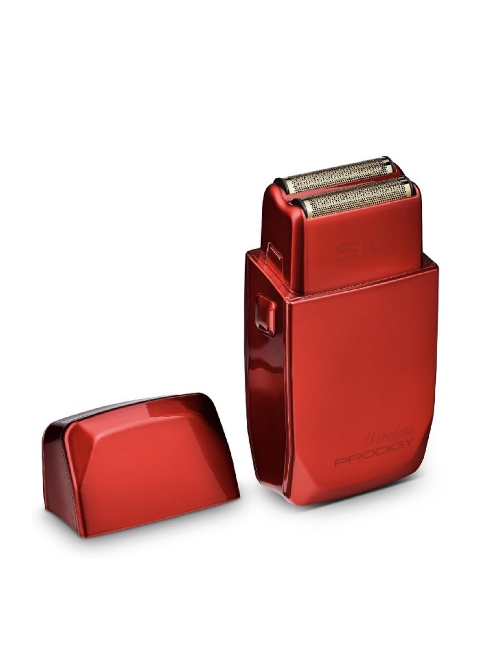 Stylecraft StyleCraft Prodigy Foil Shaver - Red