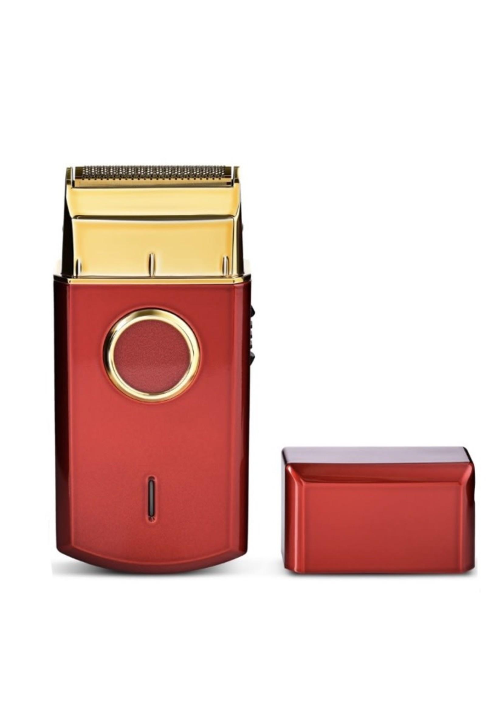 Stylecraft StyleCraft Uno Single Foil Shaver-Red