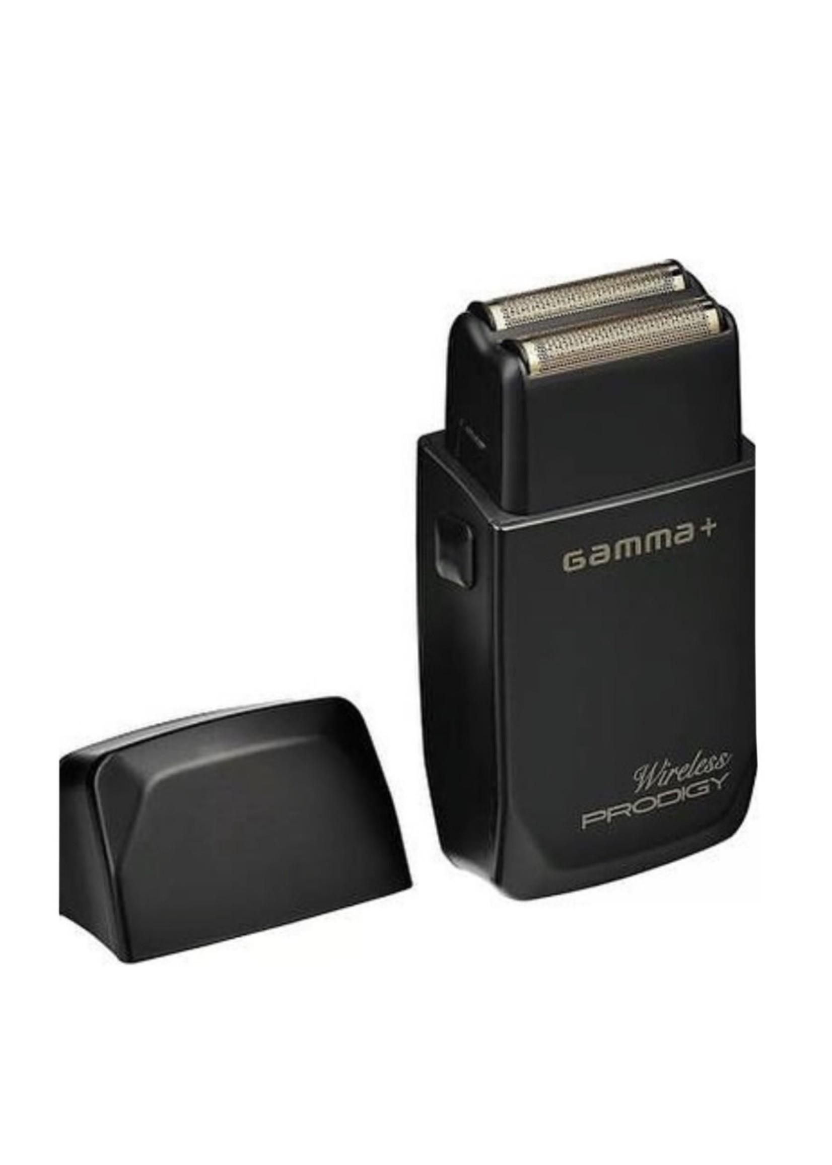 Gamma Plus Gamma+ Wireless Prodigy Foil Shaver Matte Black