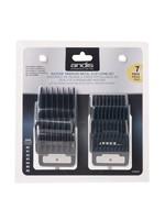 Andis Andis Premium Metal Clip Comb set