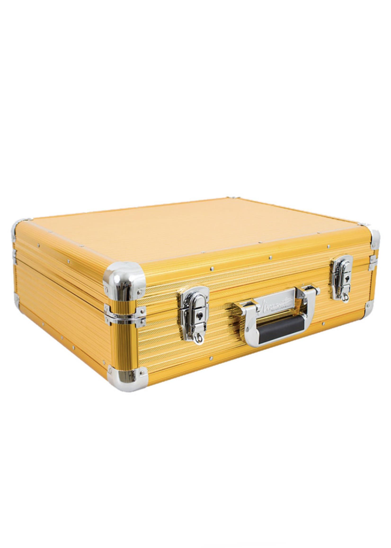 Vincent Vincent Premium Large Mastercase- Gold