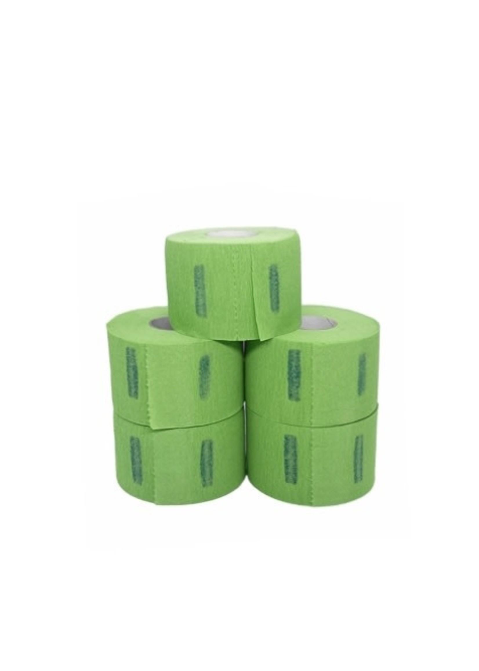 Level 3 L3-5 Rolls Neck Strips- Green