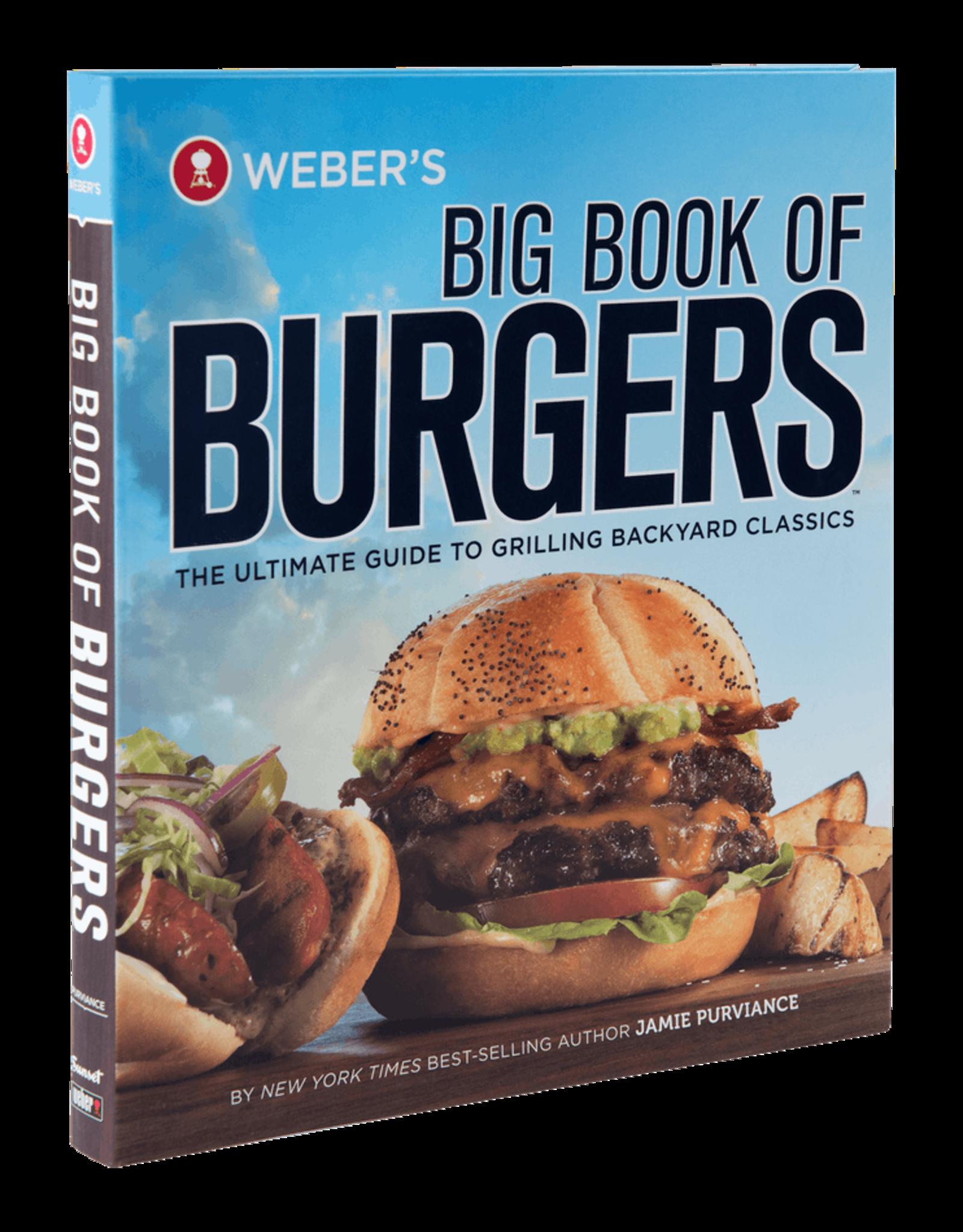 Weber Weber's Big Book of Burgers
