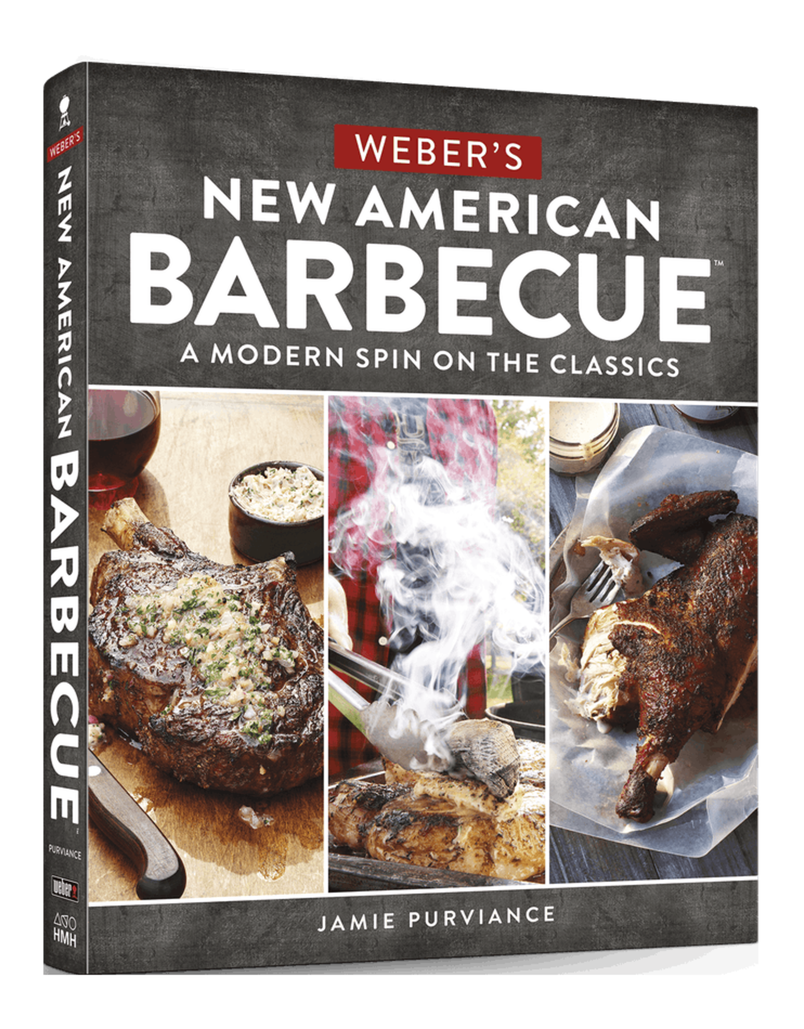 Weber Weber's New American Barbeque