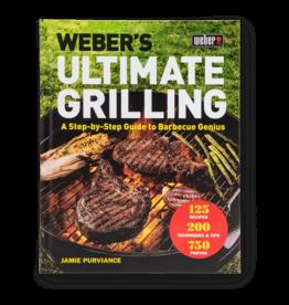 Weber WEBER'S ULTIMATE GRILLING COOKBOOK