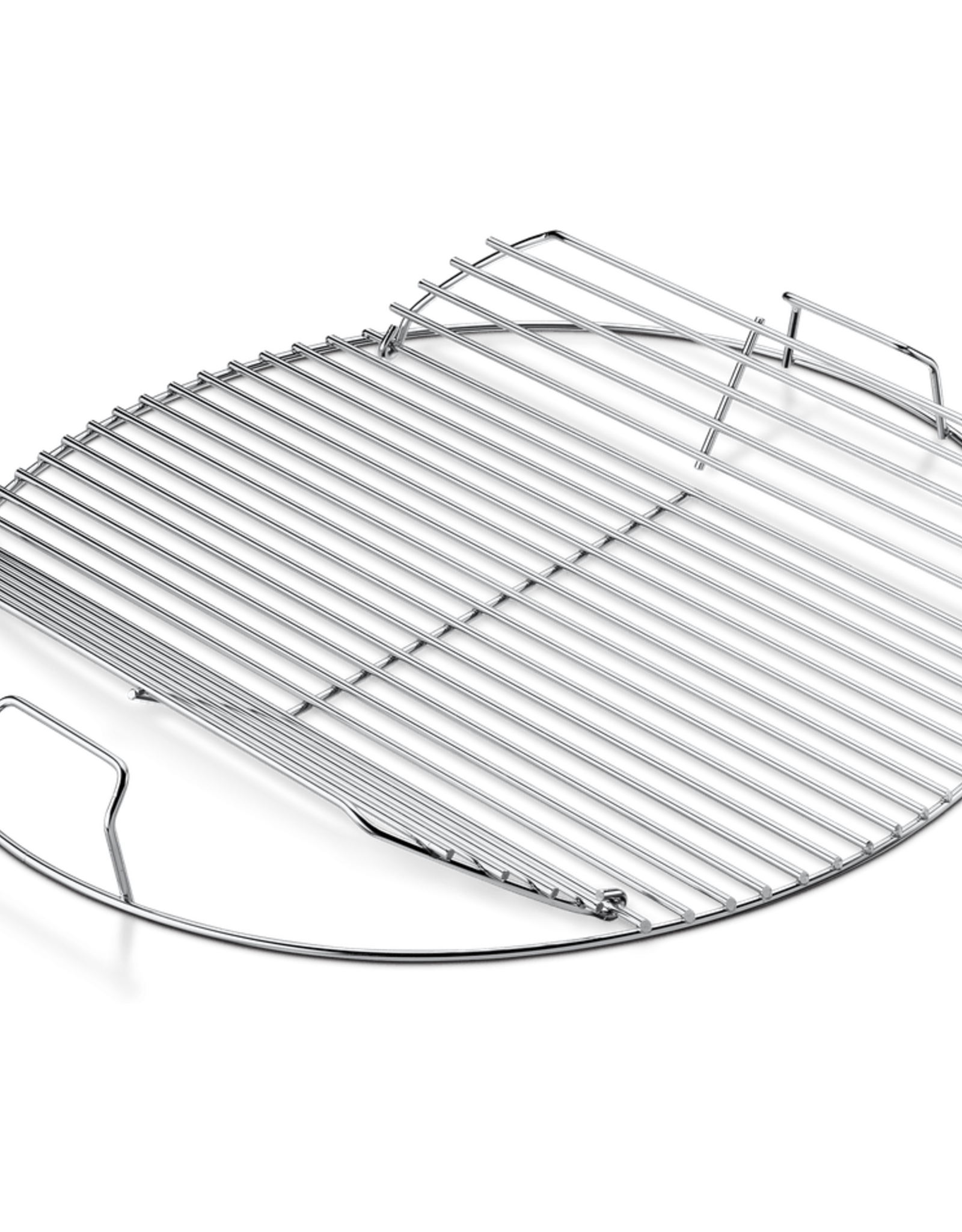 Weber Hinged Cooking Grate - Fits 22'' (not Smokey Mountain Cooker Smoker) 7436