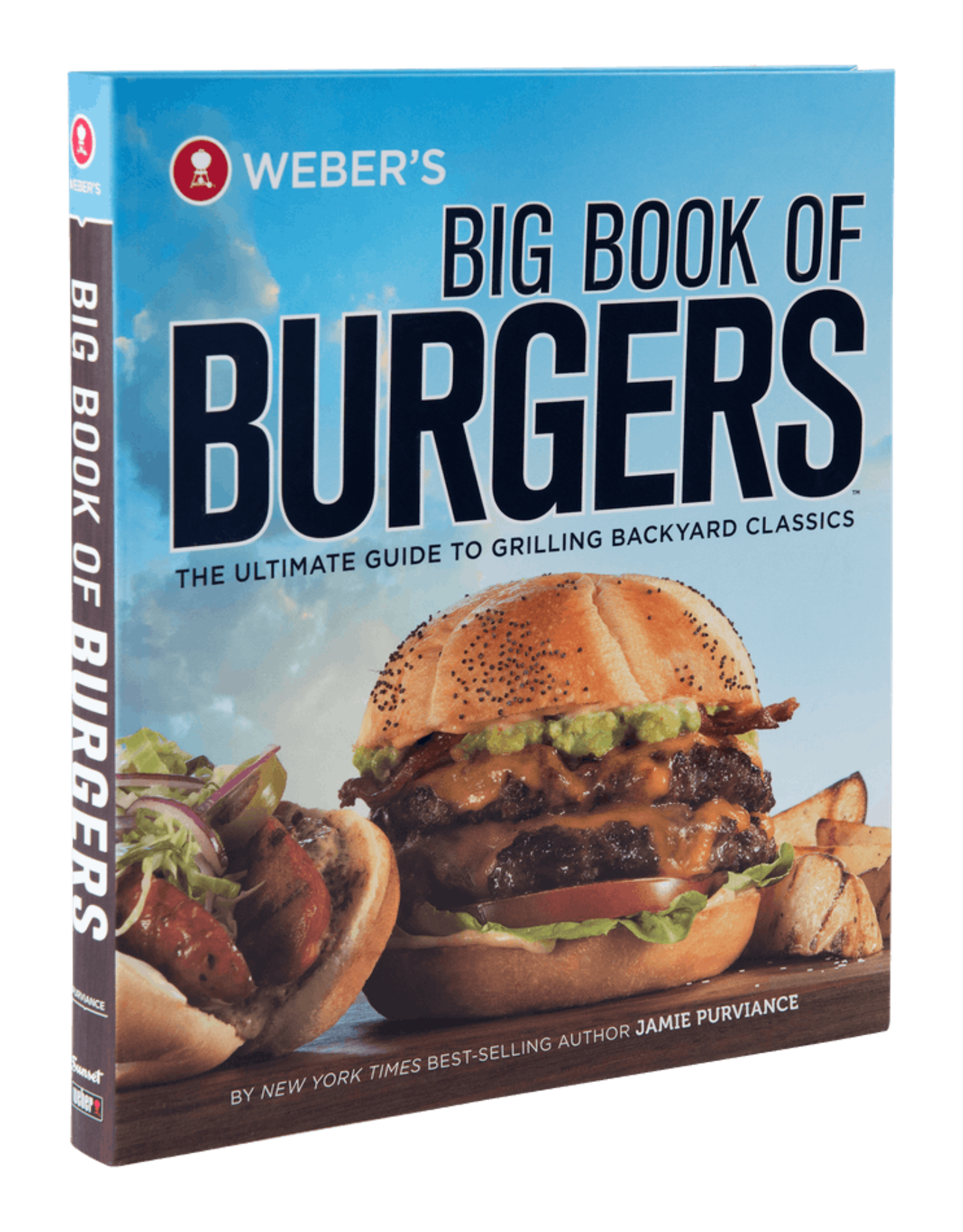Weber Weber's Big Book of Burgers™